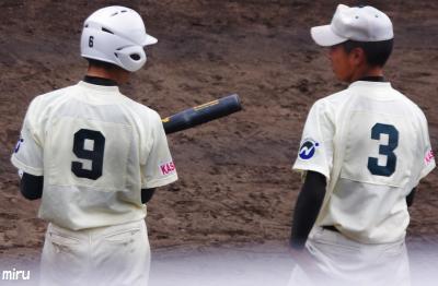 二松学舎柏VS長狭10