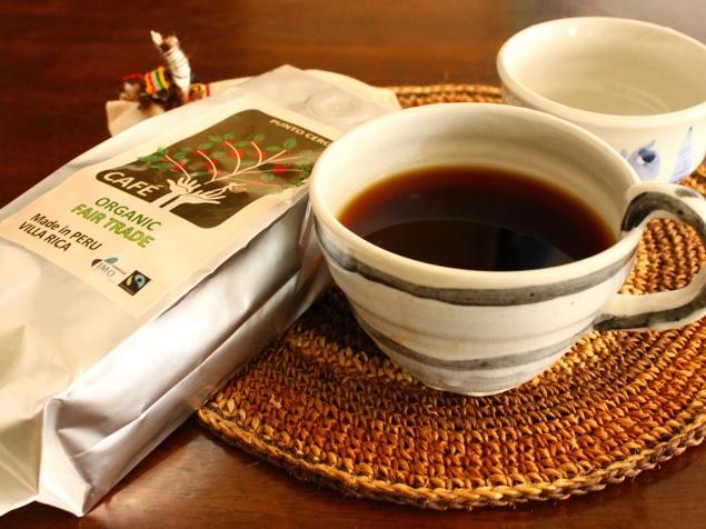 Peru Coffee bright