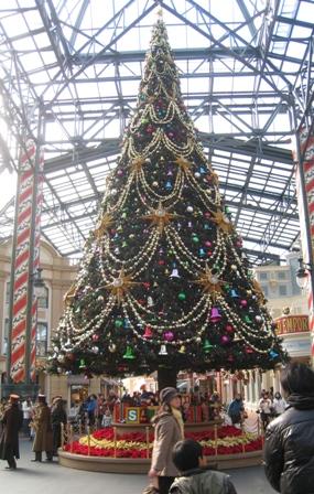 2009クリスマスツリー4