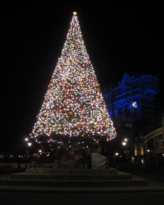 2009クリスマスツリー3