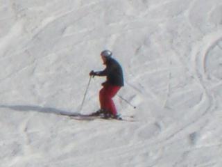 滑るメンバー