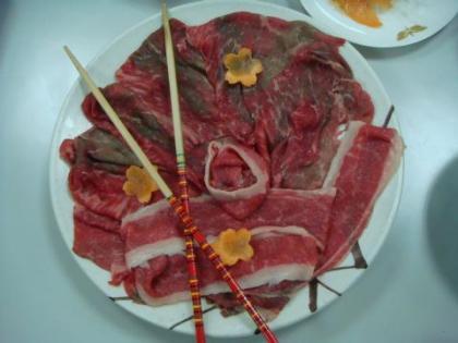 スキヤキ肉