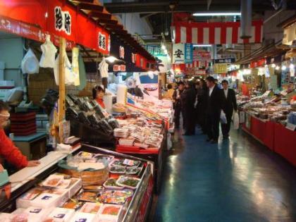 海産物日本海
