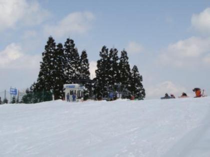 スキーベルト上