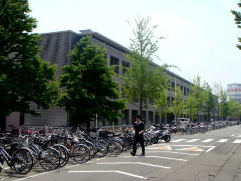 福井大学見学