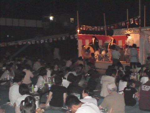 中神納涼祭