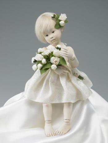 白バラの少女・アマナ・350