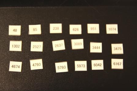 抽選番号20100831-2