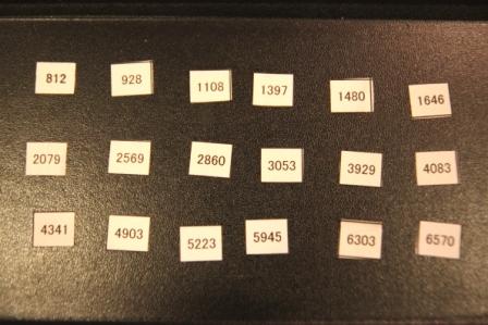 抽選番号20100930