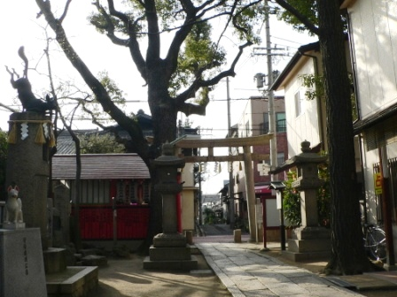 安倍晴明神社 3
