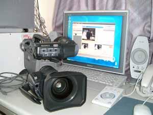 カメラと旧編集パソコン1ブログ
