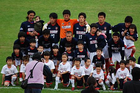 2009JFL後期 TDKSC対佐川印刷03