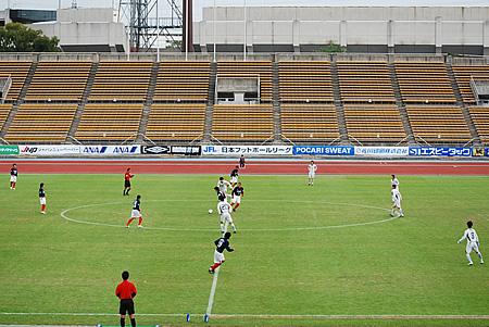 2009JFL後期 TDKSC対佐川印刷04