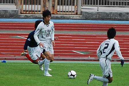 2009JFL後期 TDKSC対佐川印刷06