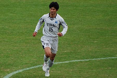 2009JFL後期 TDKSC対佐川印刷12