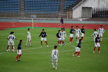 2009JFL後期 TDKSC対佐川印刷14