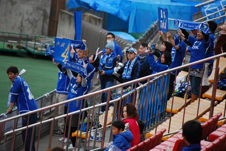 2009JFL後期 TDKSC対佐川印刷18