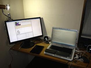 PC環境写真[1]
