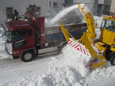 除雪排雪5