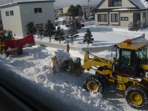 除雪排雪3