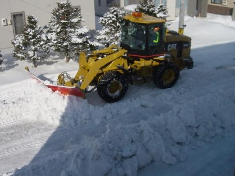 除雪排雪1