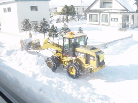 除雪排雪4
