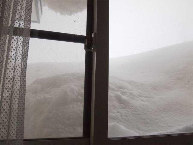 雪ヤバイ1