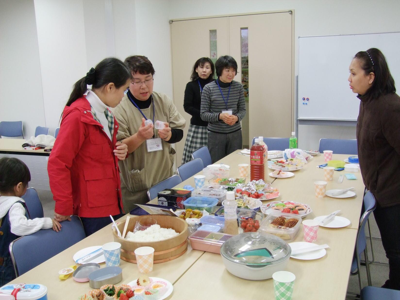 お弁当教室②
