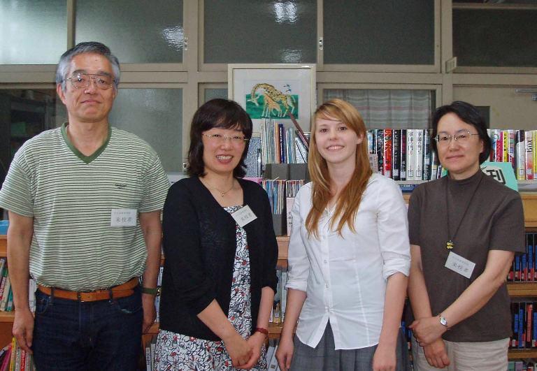 日本語の部屋の会員と
