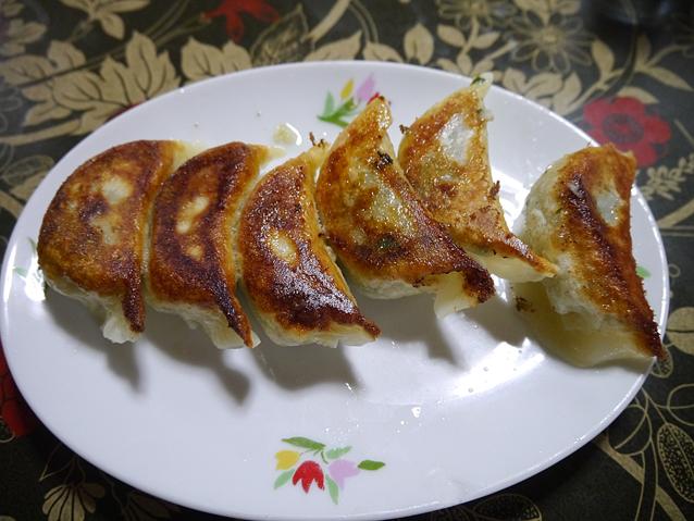 利喜餃子1