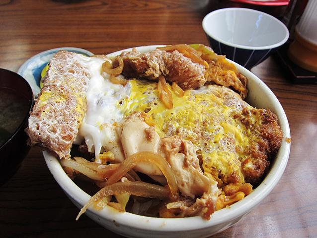 こたき食堂かつ丼2