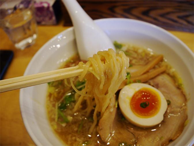 信誠こってり麺