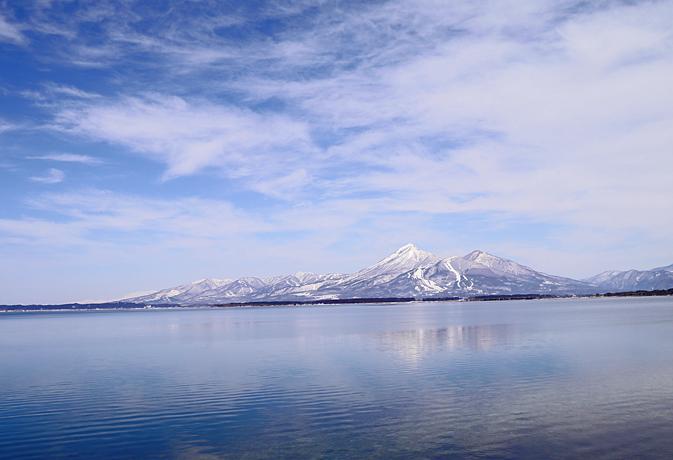 猪苗代湖1