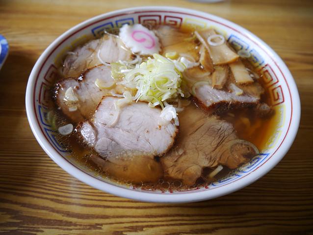 会津藩チャーシューメン2