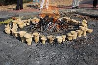 土器焼き1