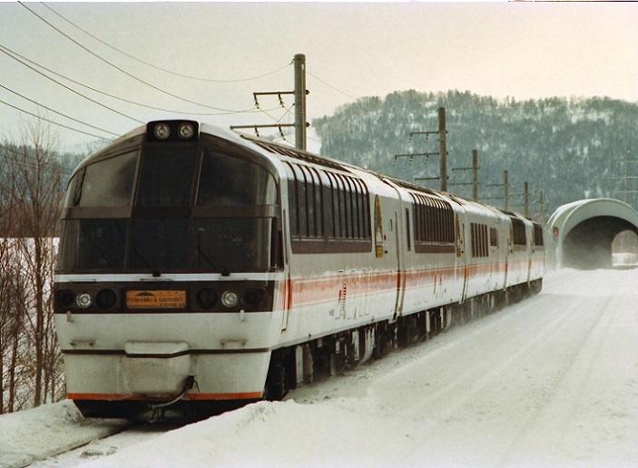 8901 トマムサホロEXP トマム駅