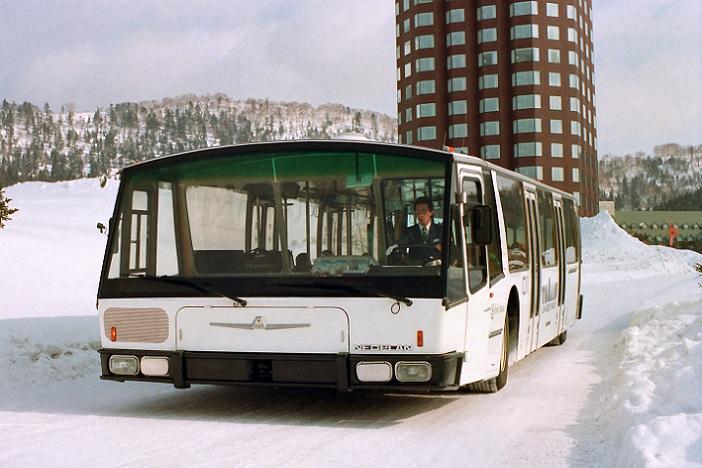 900209 トマムのシャトルバス