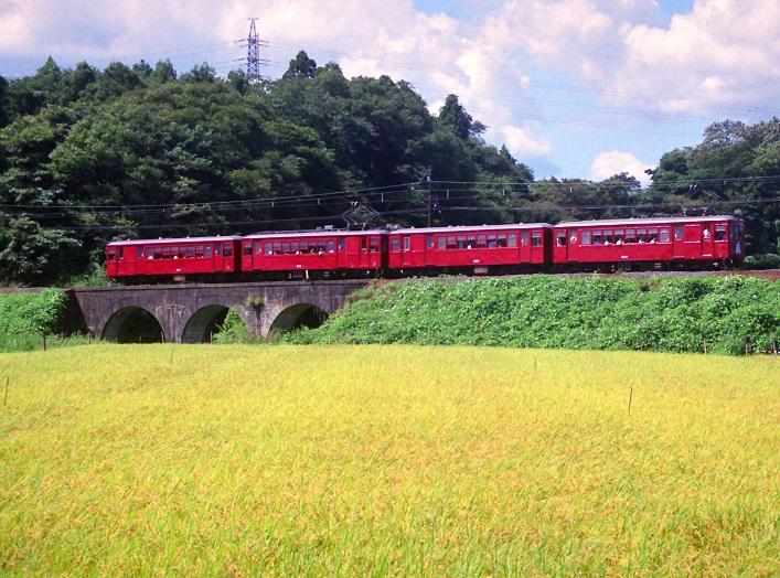 920830 上笠田~楚原 めがね橋