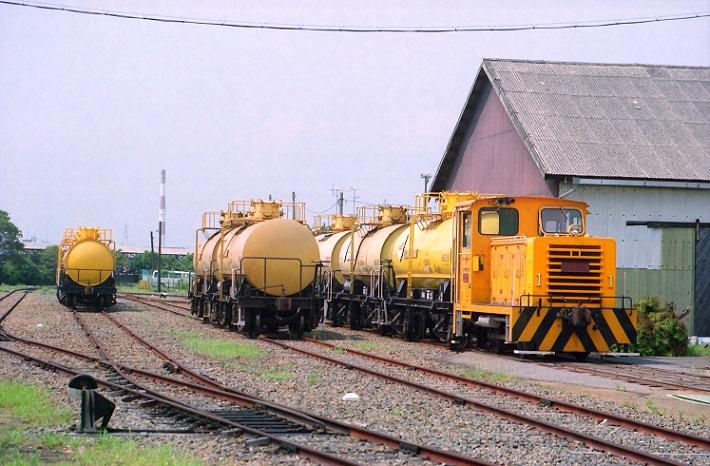040629 石原産業専用線