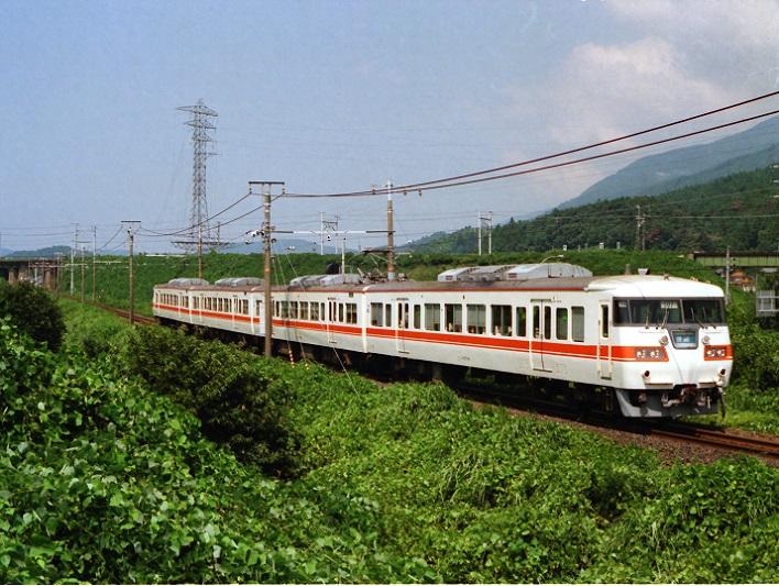 960818 関ヶ原~垂井