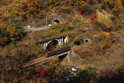 s-09・11・20渡良瀬渓谷鉄道 056