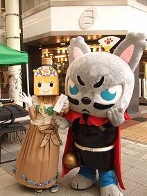 名古屋城宵まつり&やなな誕生日会 108