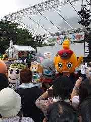 名古屋城ゆるキャラ祭り 009