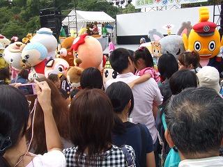 名古屋城ゆるキャラ祭り 008