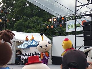名古屋城ゆるキャラ祭り 013