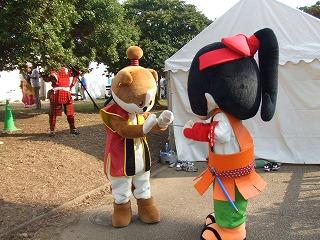 名古屋城ゆるキャラ祭り 043