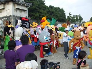 名古屋城ゆるキャラ祭り 058