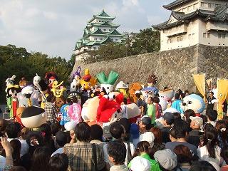 名古屋城ゆるキャラ祭り 056