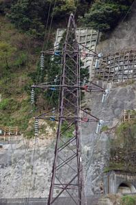 旧柳河原送電線