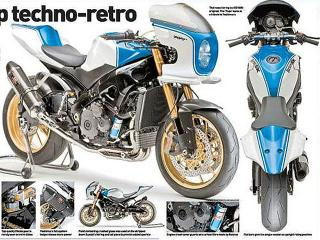 GSX-R1000 RETRO